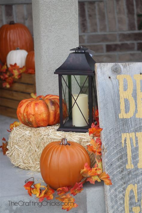 20 Fall Porch Decor Ideas Dressing Up Your Space For The