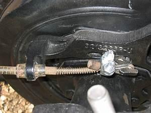 Explorer Axle Emergency Brake Cable Fix