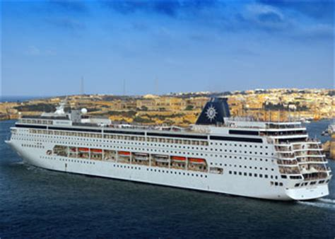 Cruise Ship MSC Sinfonia : Picture, Data, Facilities and ...