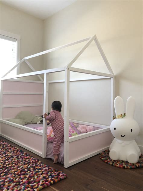 Ikea Bett Kinder by Ikea Kura Floor Bed Kid S Bedroom Ikea Kura Ikea Kura