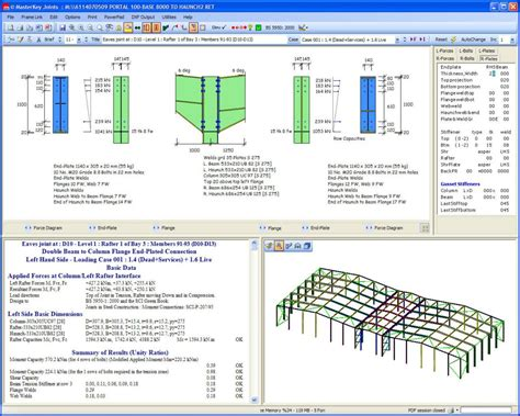structural design spreadsheets    steel