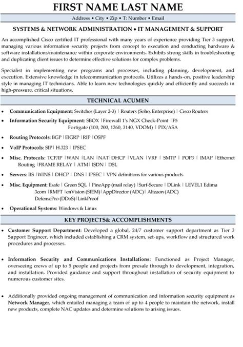 Network Support Analyst Resume by Trade Support Analyst Resume 28 Images Help Desk