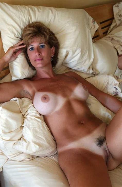 Mature Couple Amateur Trio