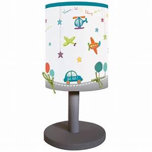 Lampe De Chevet Pour Enfant : lampe chevet enfant ouistitipop ~ Melissatoandfro.com Idées de Décoration