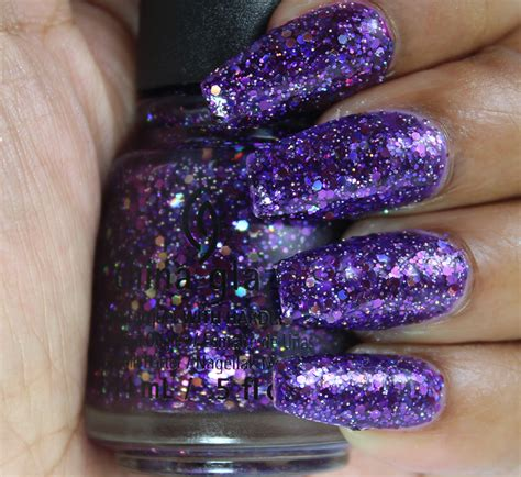 china glaze cheers collection swatches beauty   geek