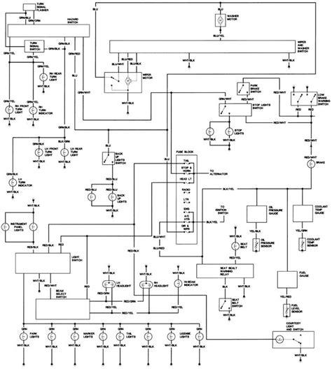 1981 Toyotum Wiring Diagram by 1979 Fj40 Wiring Diagram Toyota Landcruiser Fj40