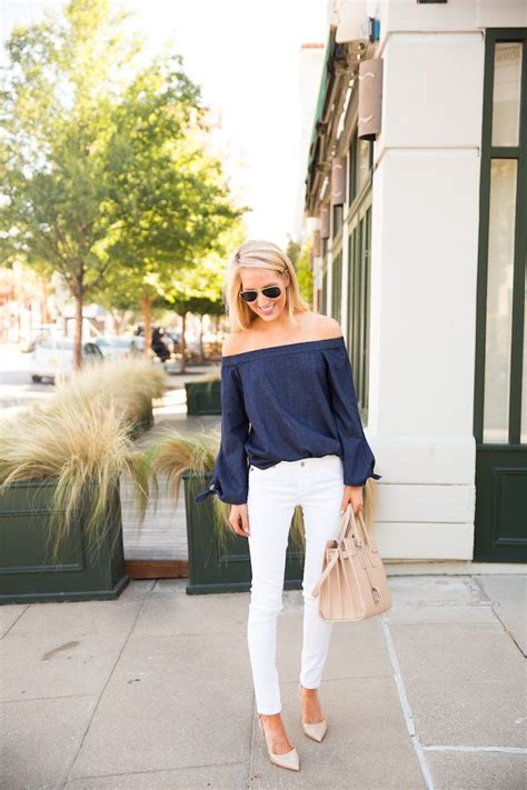 How To Wear White Pants This Fall 2018 | Become Chic