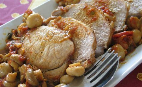 cuisiner un roti de porc la gazette des fourneaux rôti de porc en
