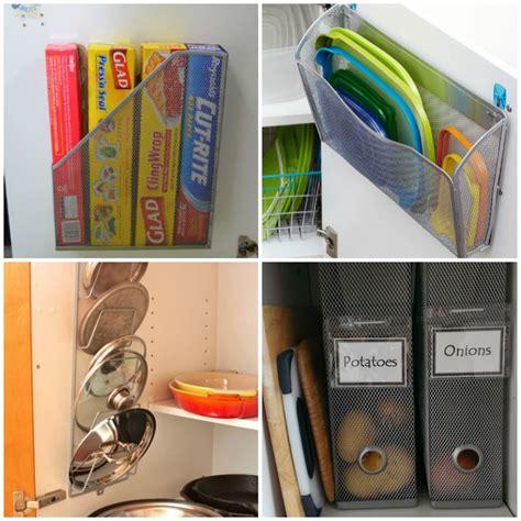 Kitchen Wall Organization Ideas - 13 brilliant kitchen cabinet organization ideas glue sticks and gumdrops