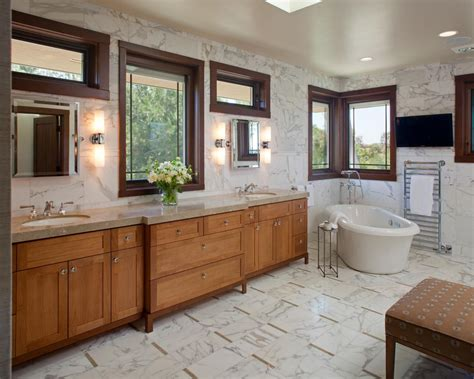 craftsman style bathroom ideas arts crafts bathrooms pictures ideas tips from hgtv