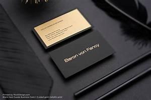 Metallic ink for Metallic ink business cards