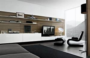 Decorations modern wall units decoration from jesse
