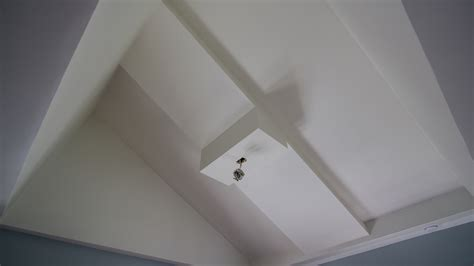 Can We Safely Hang A Ceiling Fan From Our Vaulted