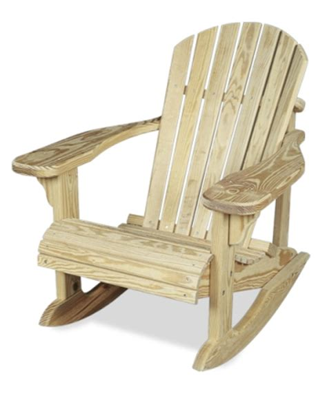 diy wood design  childs adirondack rocking chair plans