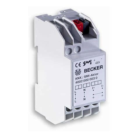 becker antriebe 40020000030 knx smi universalaktor 8 fach reg 2te kaufen im voltus