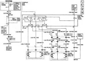 similiar 1998 chevy blazer wiring diagram keywords mirrors on a 97 wiring help blazer forum chevy blazer forums