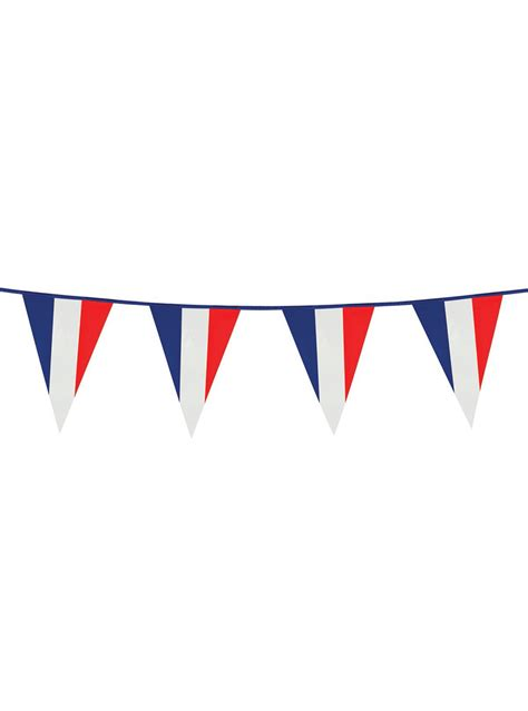 french flag bunting  parties  birthdays funidelia