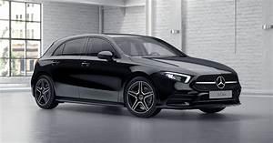 Mercedes Classe C Noir : mercedes classe a w177 2019 couleurs colors ~ Dallasstarsshop.com Idées de Décoration