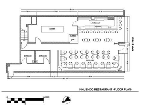 restaurant kitchen floor plans bluarch innuendo restaurant floor plan image 4784