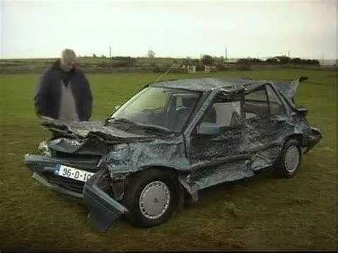 Father Ted (There's A Dent In The car) - YouTube