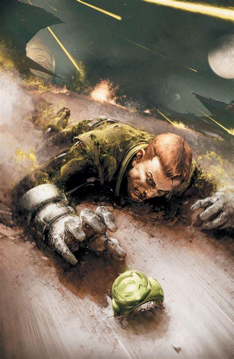 green lantern emerald warriors 10 comic community