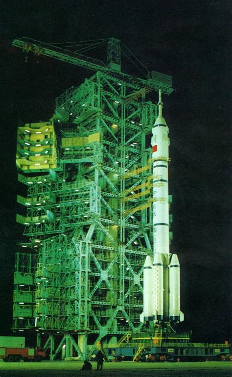 cz  chinese space launch vehicle
