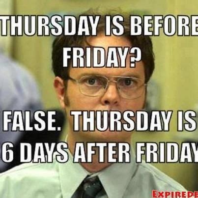 Thursday Memes - pin by irma valle gallegos on sunday thru saturday pinterest