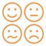 Emotional Mindset Emotions Labour Icons Vector