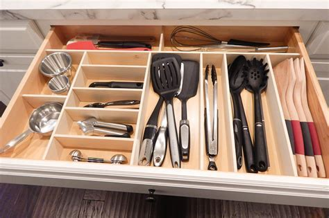 She Builds A Wooden Drawer Organizer And Now All Her