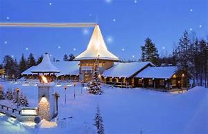 Santa Claus Village, Rovaniemi, Finland - hellomagazine.com