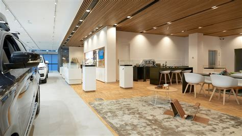 Volvo Australia Opens Up Fancy Dealership Inspired By