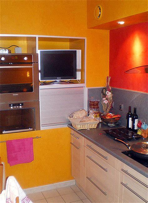 d馗oration peinture cuisine deco cuisine peinture