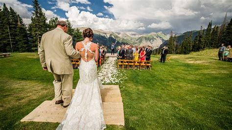 images  telluride summer weddings