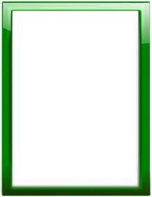 christian baby shower glass frame green vertical page frames more frames