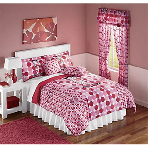 betty boop comforter dots style
