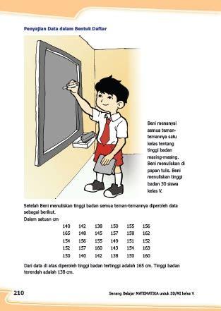 225 x (83 x 42) = (225 x n) x 42 nilai n adalah … a. Kunci Jawaban Buku Senang Belajar Matematika Kelas 5 ...