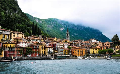 Lake Como Italy Wallpaper