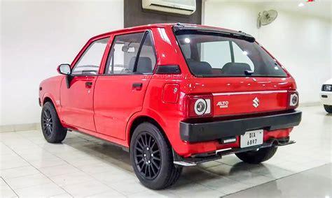 800 modified maruti gen 1984 paint xtreme tyres leds etc turbo