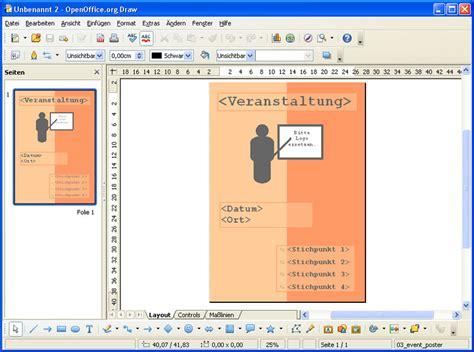 openoffice vorlagen professional template pack ii