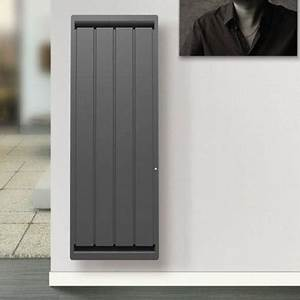 Radiateur Electrique 1000w : radiateur electrique fonte applimo soleidou smart ~ Melissatoandfro.com Idées de Décoration