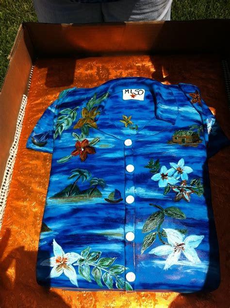hawaii cake ideas  pinterest hawaii birthday