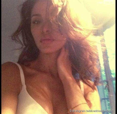 Naked Leila Ben Khalifa Added 07192016 By Benh