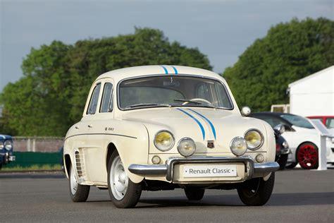 Renault Dauphine 1093: 140 km/h sur le Banking !   Boitier ...