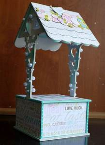 small wishing well plans free woodworking projects plans With wedding shower wishing well