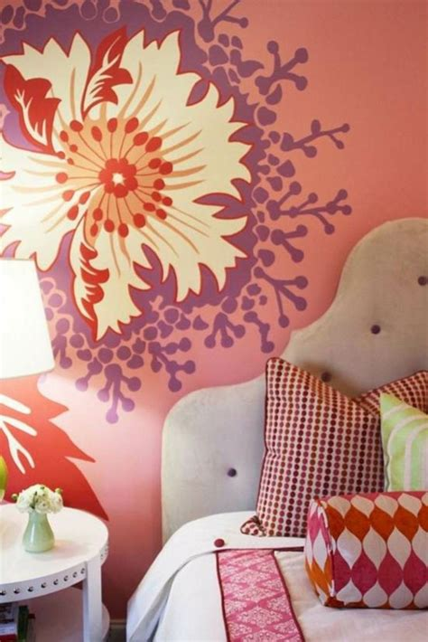 Schöne Wandfarben  34 Auffällige Vorschläge Archzinenet