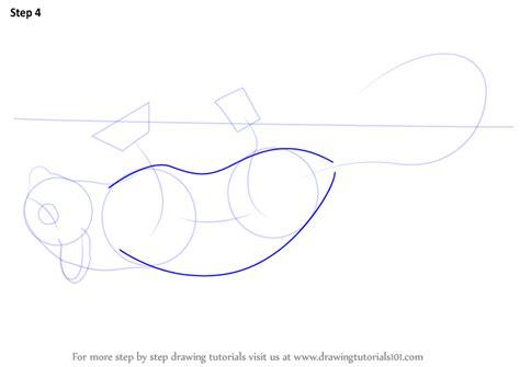 step  step   draw  sugar glider