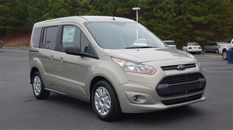 ford transit connect whats  review test drive