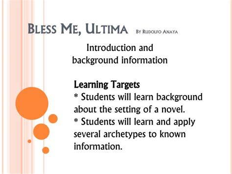 An Essay In Bless Me by Bless Me Ultima Literacy Essay Carrentaldavao X Fc2