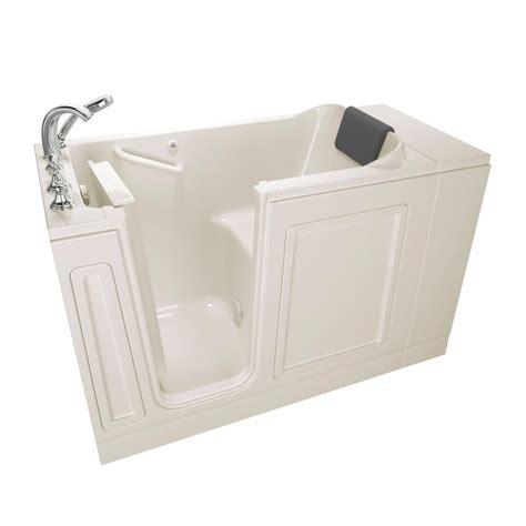 American Standard Soaking Tubs by American Standard Acrylic Luxury Series 48 In Left
