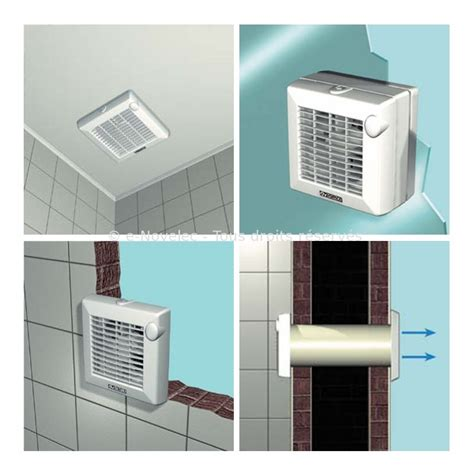 extracteur d air cuisine aerateur permanent